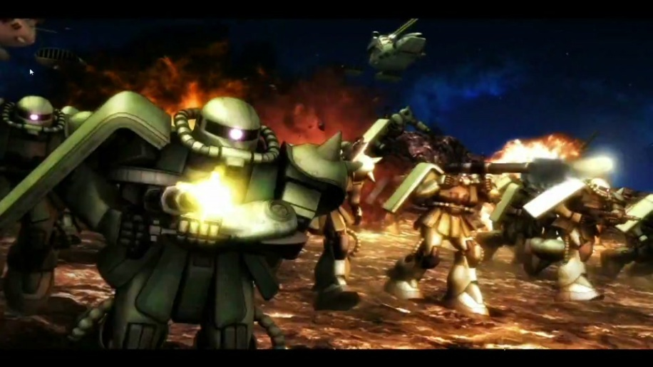 Trailer, Dynasty Warriors Gundam 3