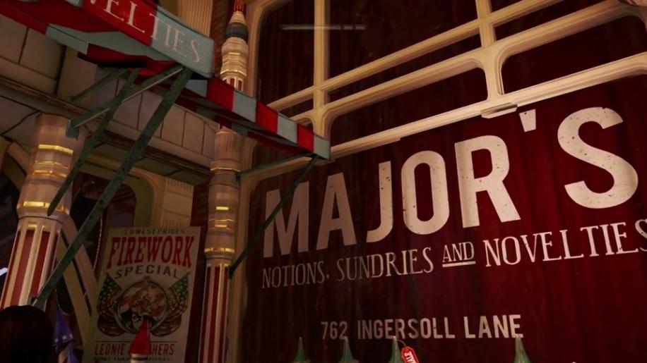 Trailer, Bioshock Infinite