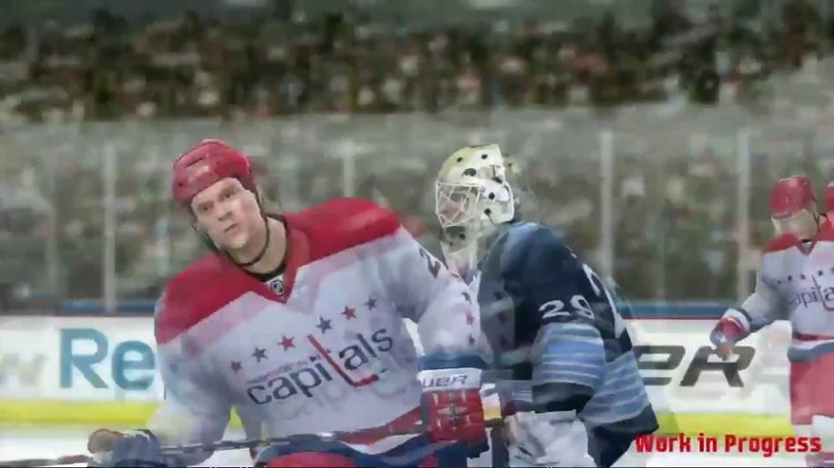 Trailer, NHL 12