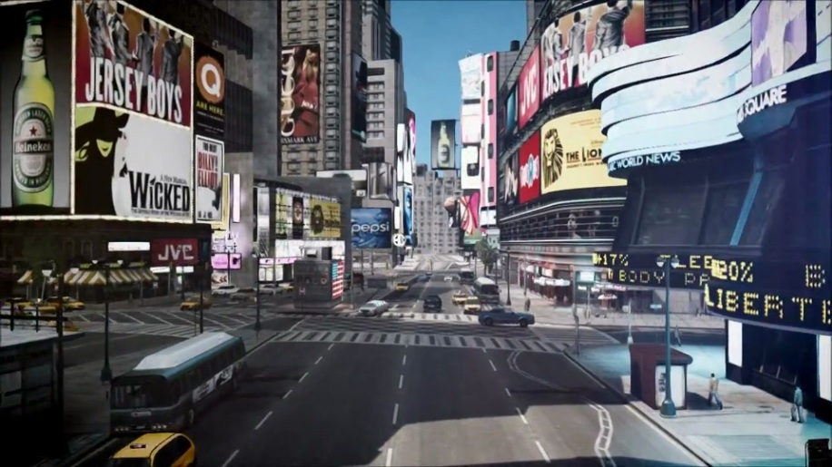 Trailer, Grand Theft Auto IV