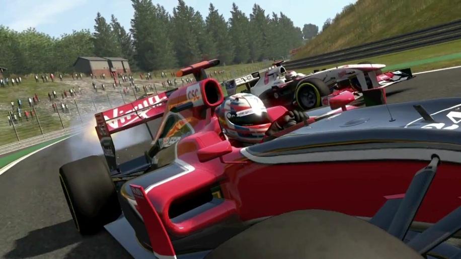 Gameplay, F1 2011