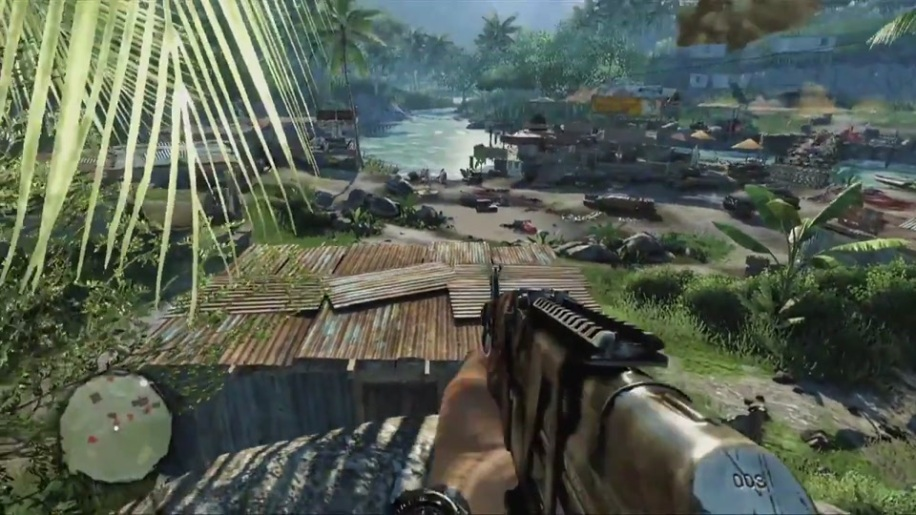 Trailer, Far Cry 3