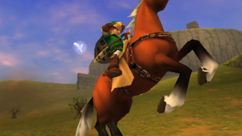Trailer, The Legend of Zelda, Ocarina of Time 3D