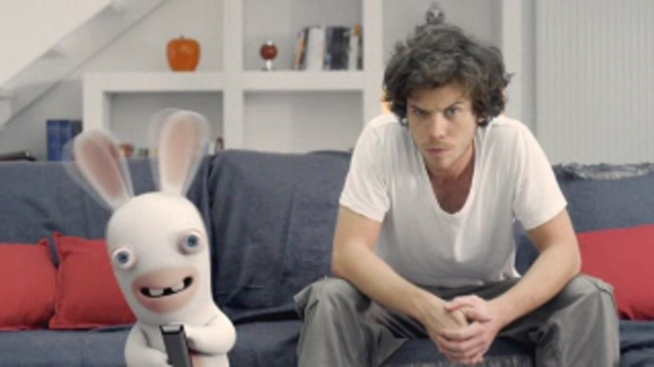 Trailer, Raving Rabbids, For Kinect