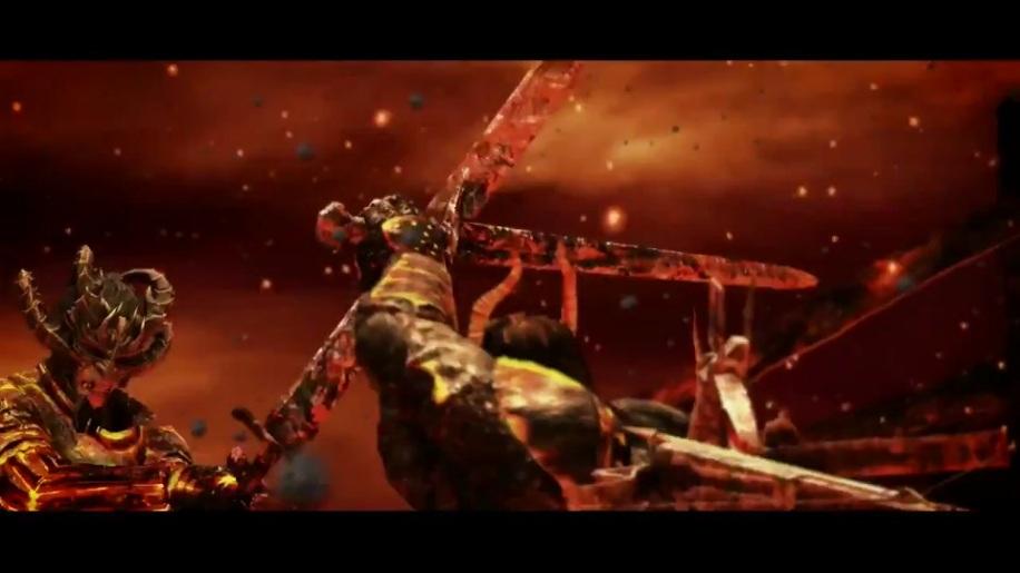 Trailer, The Cursed Crusade