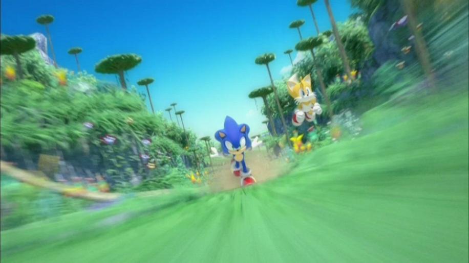 Trailer, Sonic Generations