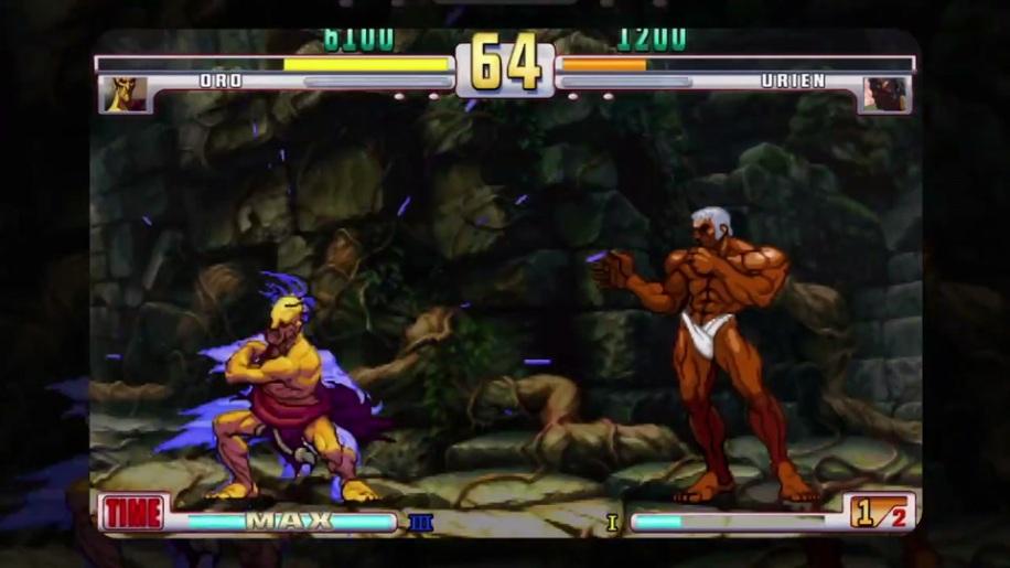 Trailer, Street Fighter III Third Strike, Online Edition