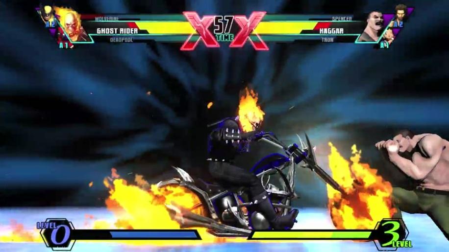 Trailer, Ultimate Marvel vs. Capcom 3