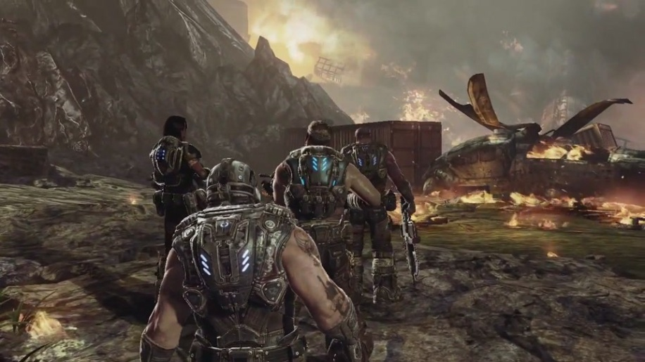 Trailer, Gears of War 3