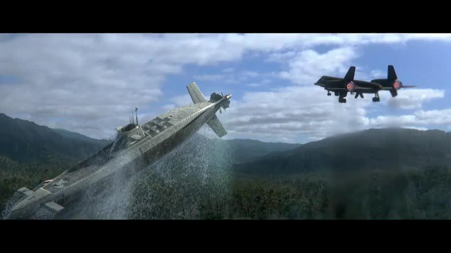 Trailer, 20th Century Fox, X-Men, Erste Entscheidung