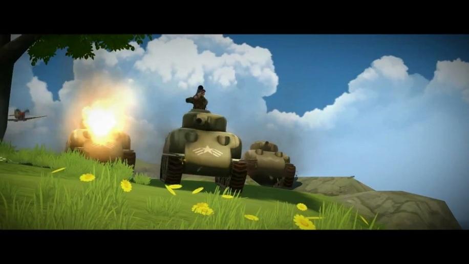 Trailer, Battlefield Heroes