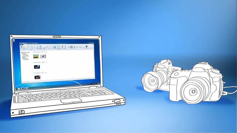 Microsoft, Fotos, Codec, RAW