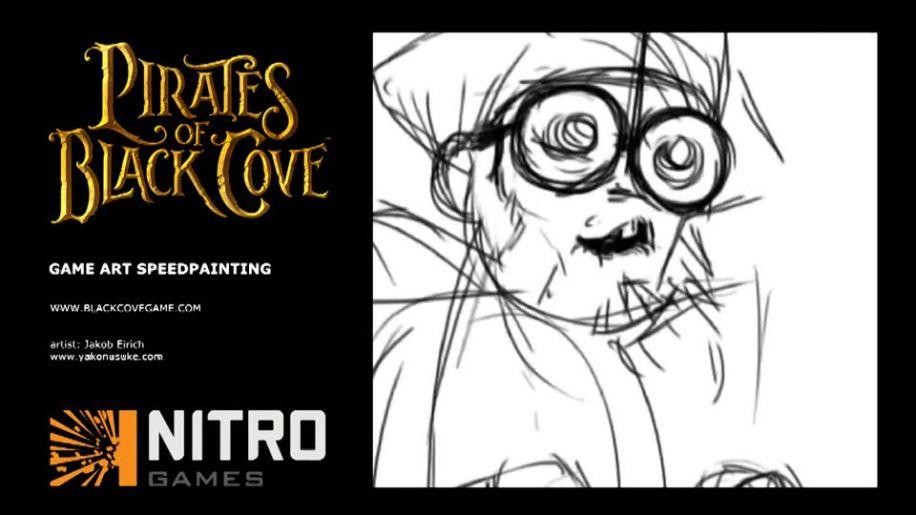 Trailer, Pirates of Black Cove