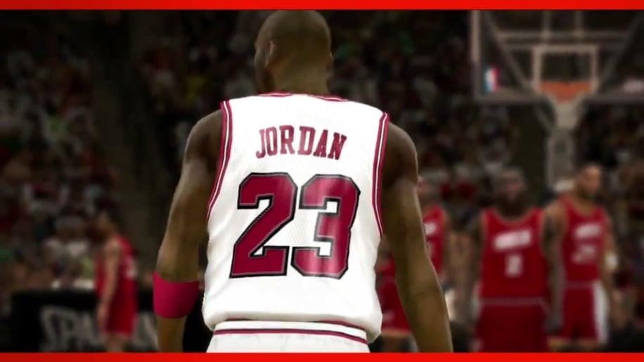 Trailer, NBA 2K12