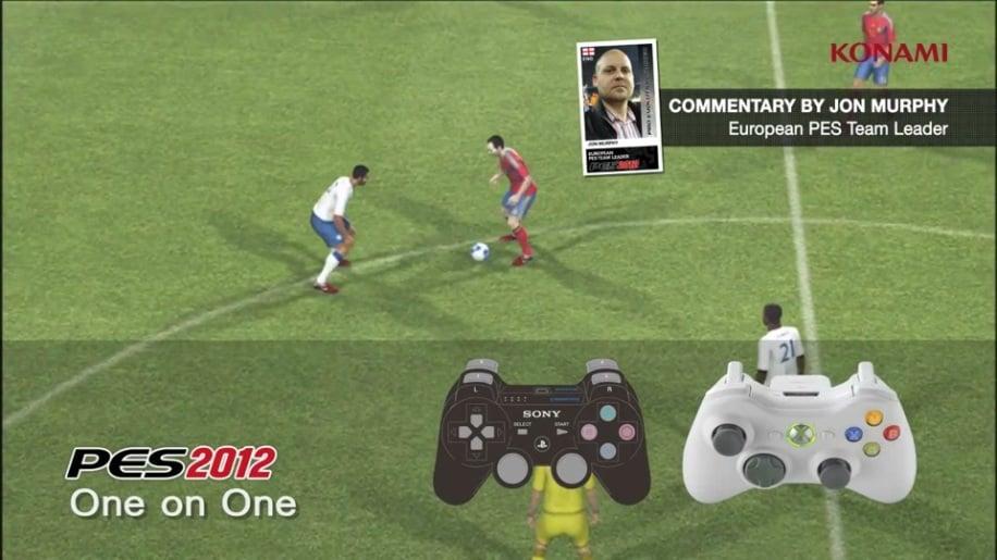 Trailer, Pro Evolution Soccer 2012