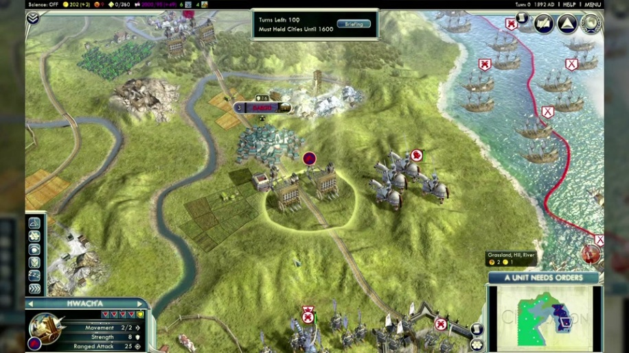 Trailer, Civilization V