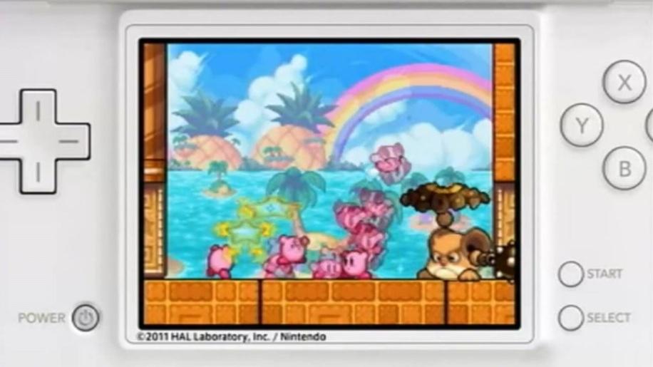Trailer, Kirby Mass Attack