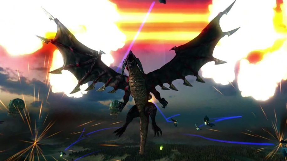 Trailer, Dragon Commander