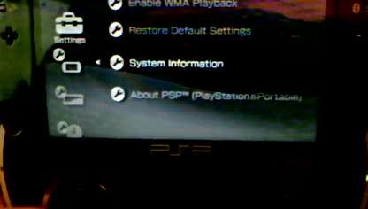 PSP, Sony PSP