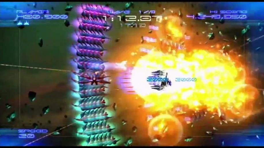 Trailer, Galaga Legions DX