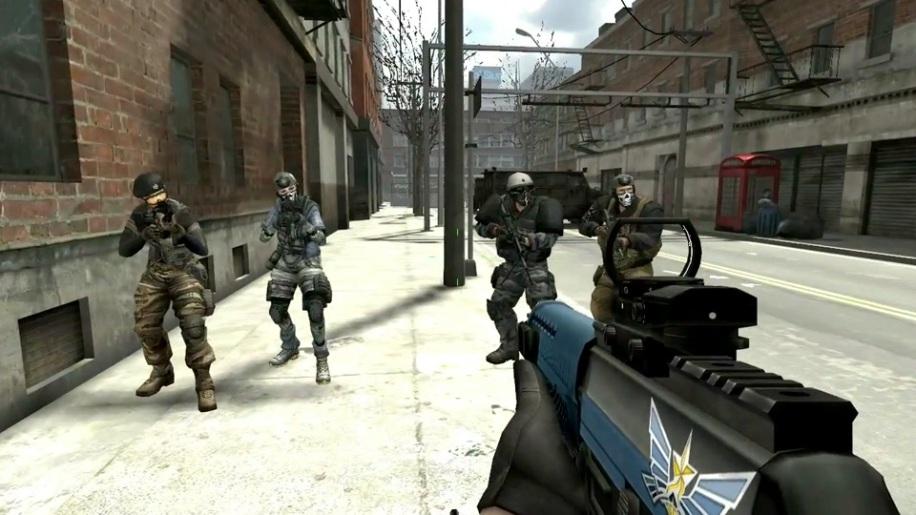 Trailer, Combat Arms