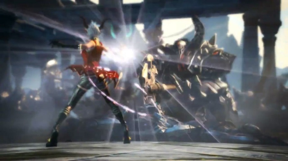 Trailer, Tera, The Exiled Realm of Arborea