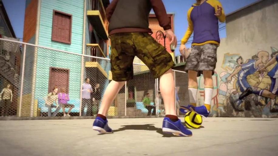 Trailer, Gamescom, Gamescom 2011, FIFA Street 4