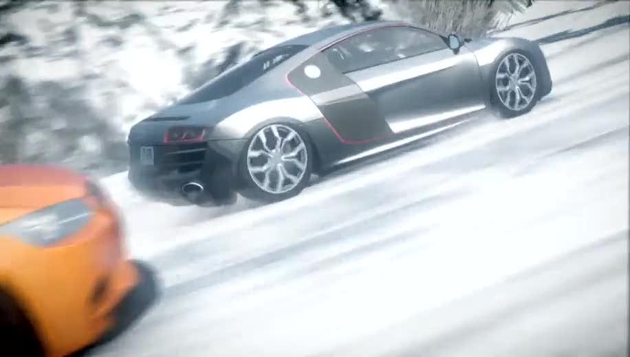 Trailer, Electronic Arts, Gamescom, Rennspiel, Need for Speed, Gamescom 2011, The Run