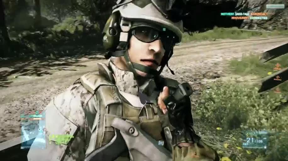 Trailer, Electronic Arts, Gamescom, Battlefield 3, Gamescom 2011