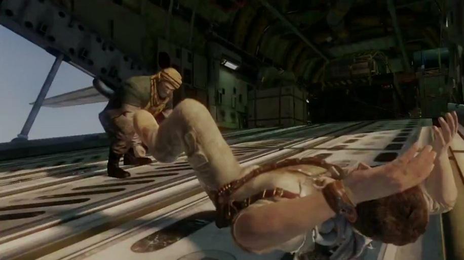 Trailer, Gamescom, Gamescom 2011, Uncharted 3