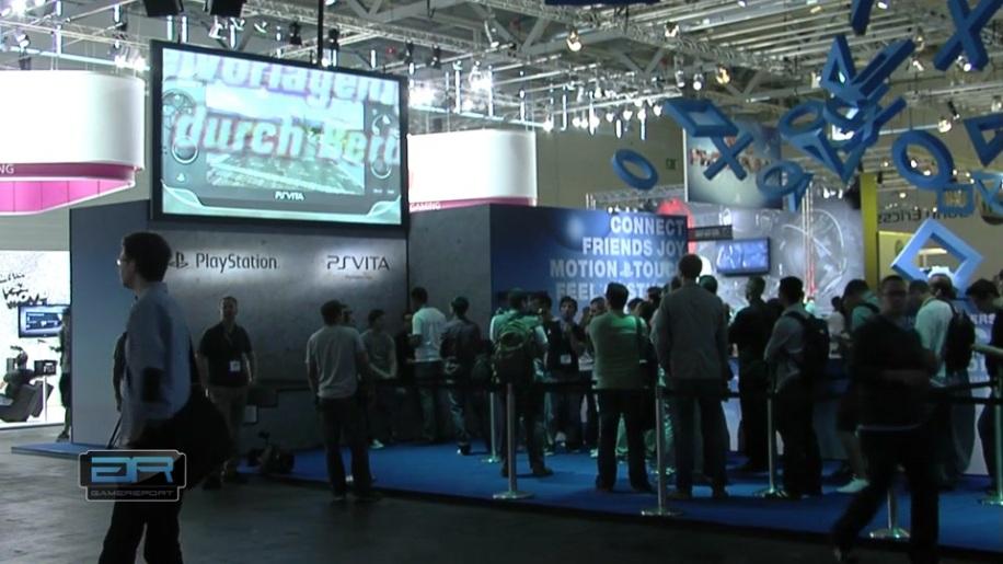 Sony, Playstation, Gamescom, Gamescom 2011, Gamereport