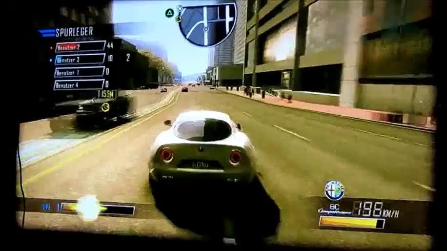 Ubisoft, Gamescom, Rennspiel, Gamescom 2011, San Francisco, Driver, Driver San Francisco