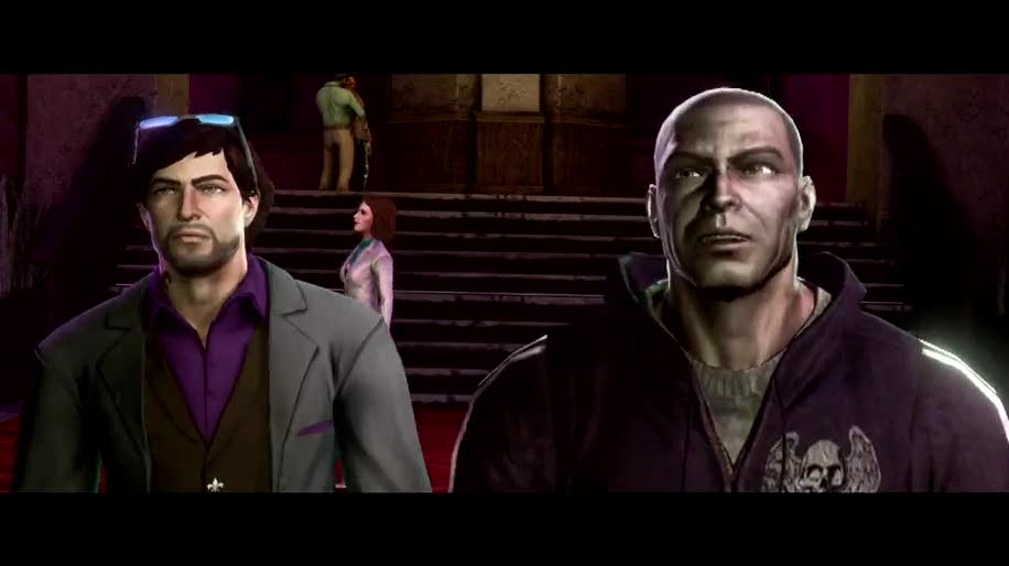 Gamescom, Thq, Saints Row, Gamescom 2011, Volition, The Third, Saints Row: The Third