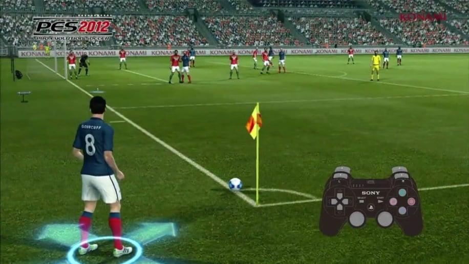 Gameplay, Pro Evolution Soccer 2012
