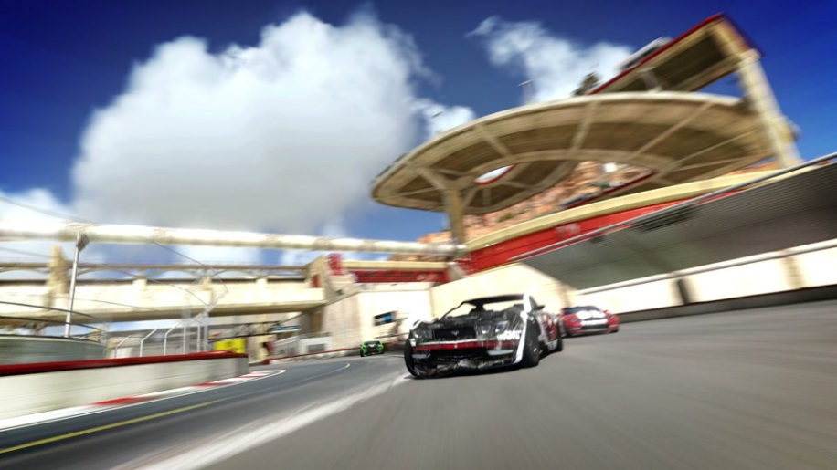 Trailer, Trackmania 2, Canyon
