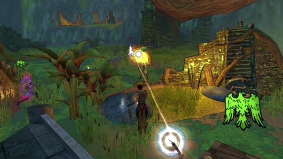 Trailer, Warhammer Online, Wrath of Heroes