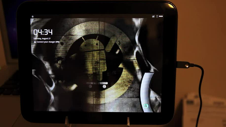 Android, Tablet, Hp, Cyanogenmod, Webos, Touchpad
