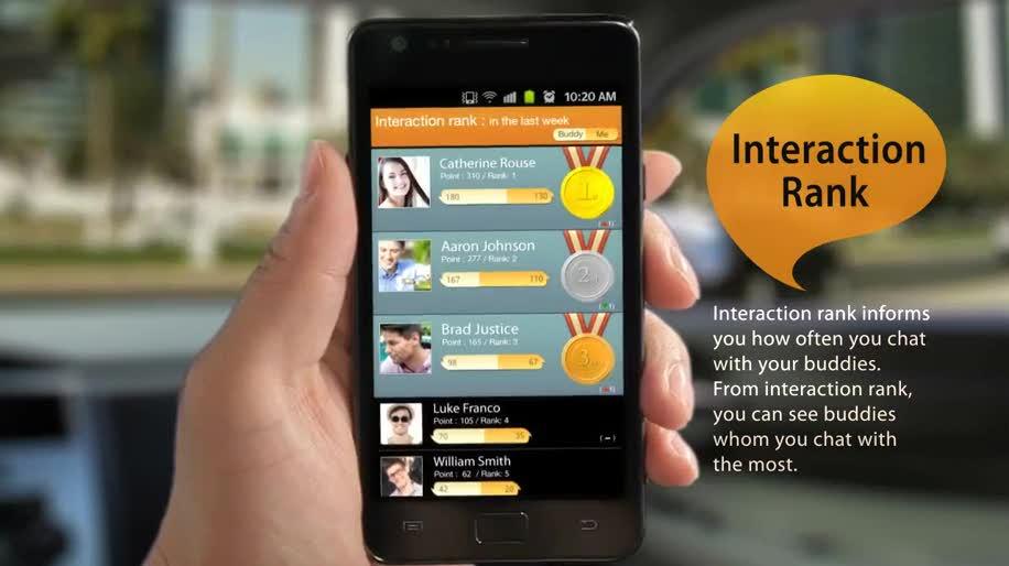Samsung, Messenger, Messaging, ChatON