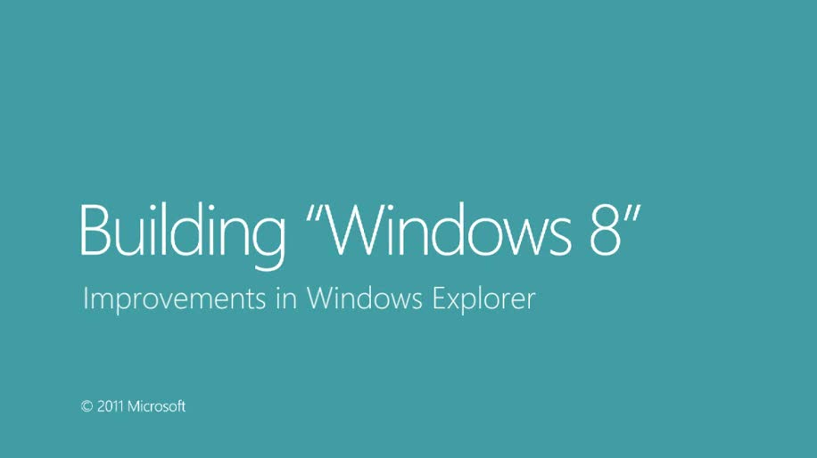 Windows 8, Video, Datei, Explorer, Management, Windows Explorer