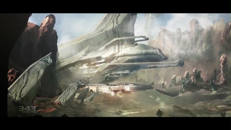 Trailer, Halo 4