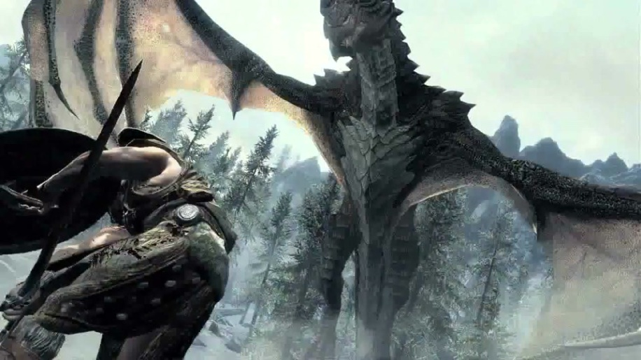 Trailer, Skyrim, The Elder Scrolls V