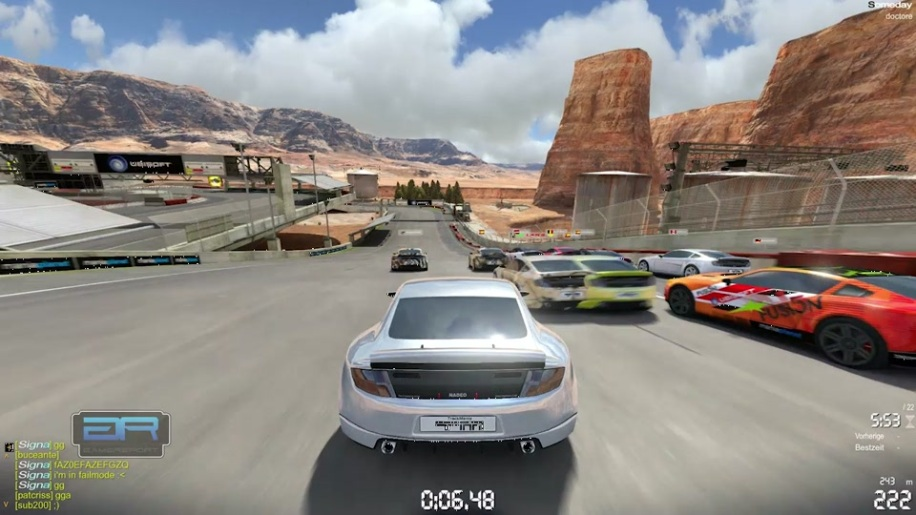 Preview, Trackmania 2, Canyon