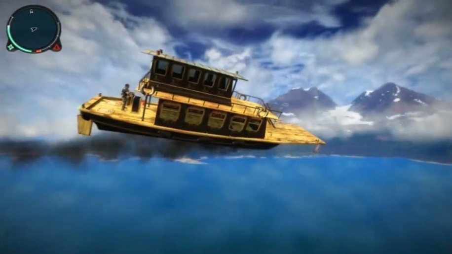 Trailer, Just Cause 2
