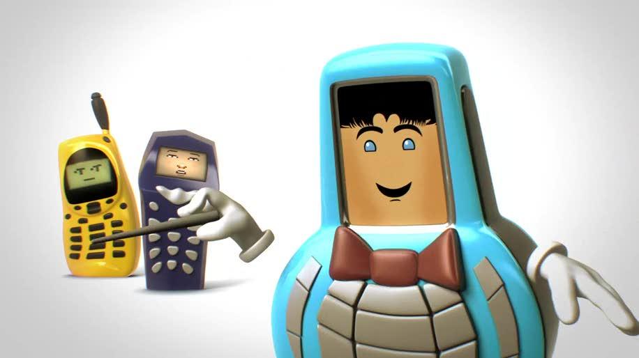 Nokia, Wettbewerb, Klingelton