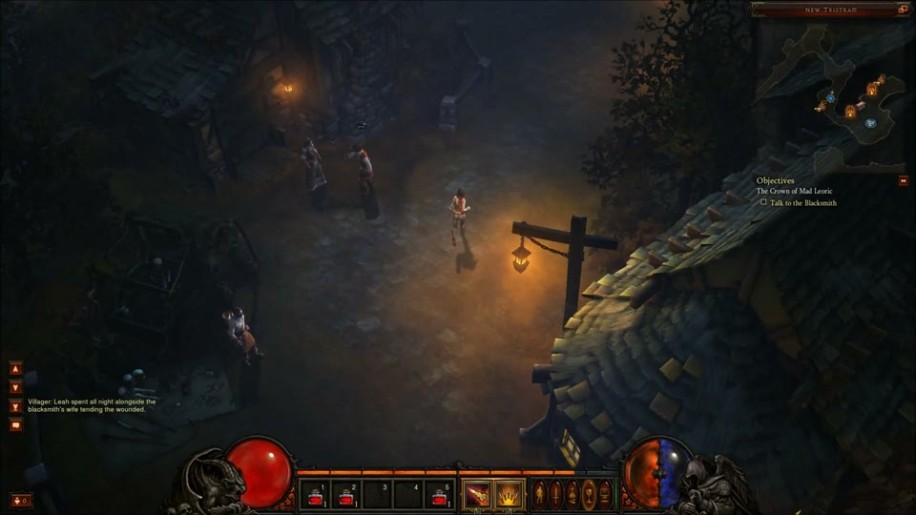 Gameplay, Diablo 3