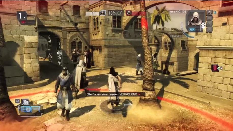 Gameplay, Assassins Creed Revelations