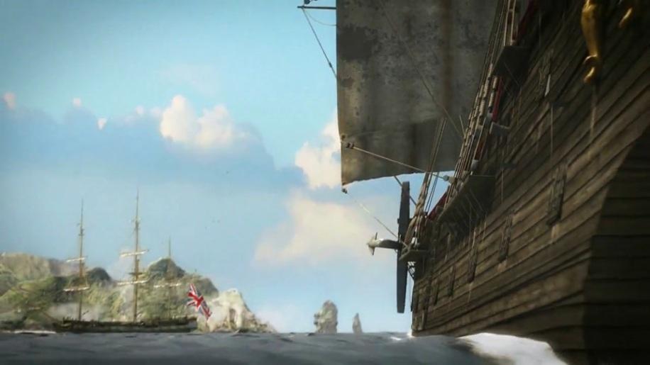 Trailer, Port Royale 3
