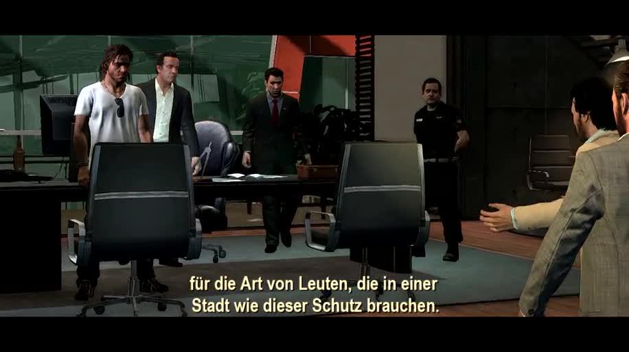 Trailer, Rockstar Games, Max Payne 3, Max Payne