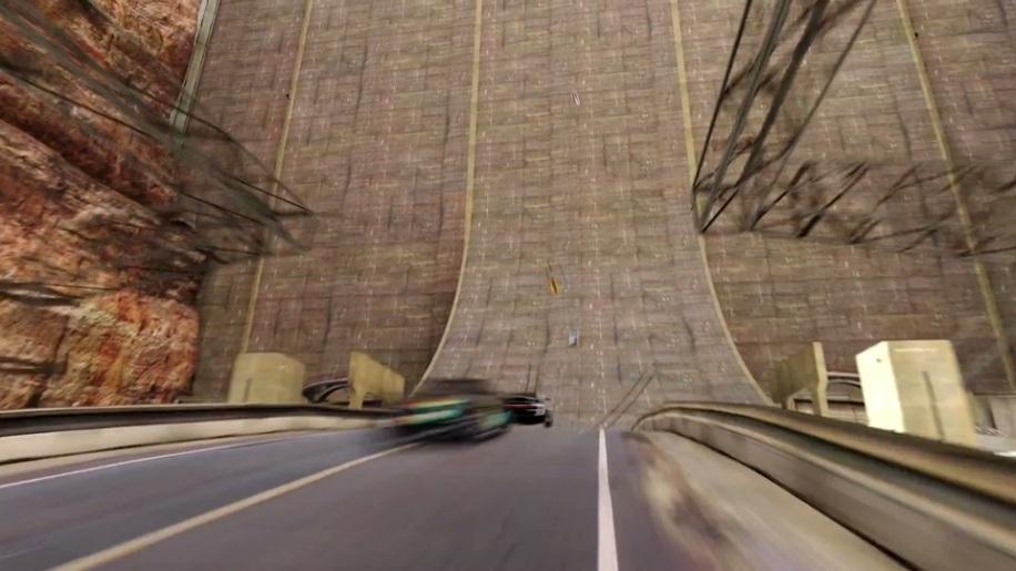 Trailer, Trackmania 2, Canyon