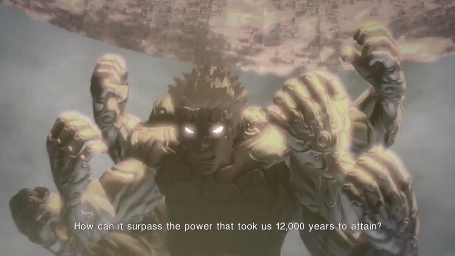 Trailer, Asura's Wrath